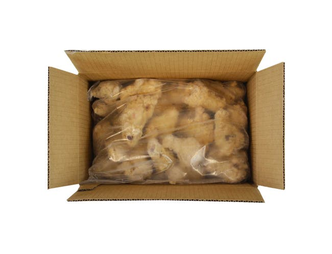 Original Honey Touched Fully Cooked Chicken Drummettes, 12 Pound -- 1 each.