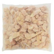 BreakBush Natural Raw Chicken Breast Chunk, 10 Pound -- 1 each.