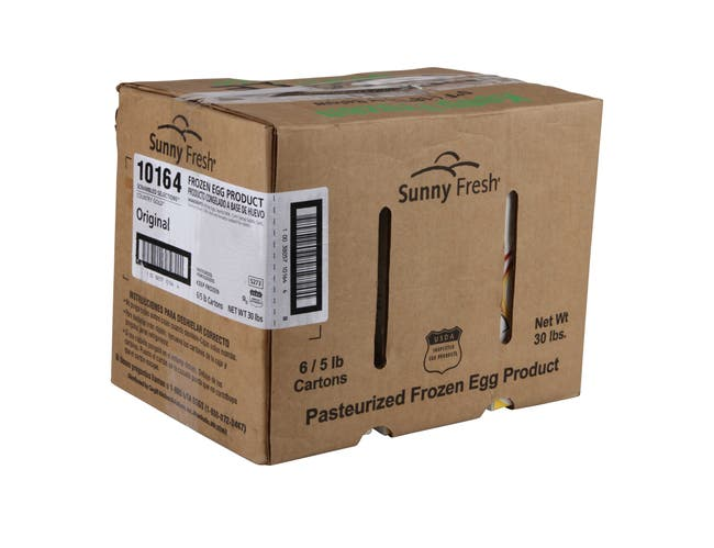Sunny Fresh Gold Country Original Egg Blend, 5 Pound -- 6 per case