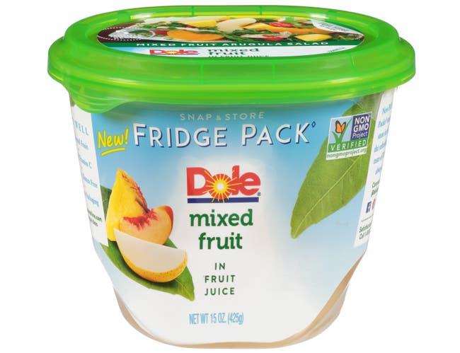 Dole Mixed Fruit in Juice, 15 Ounce -- 8 per case.