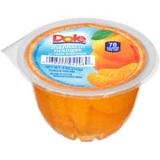 Dole Fruit Bowls Mandarin Oranges in 100% Juice, 4 Ounce -- 36 per case