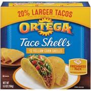 Ortega  Shells, Taco,  12 Count -- 12 Case