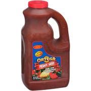 Ortega Picante Hot Sauce 4 Case 1 Gallon