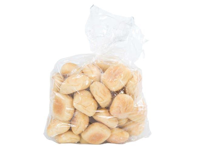 Maple Leaf Bakery Mini Ciabatta, 2.5 x 2.5 inch - 40 per pack -- 4 packs per case.