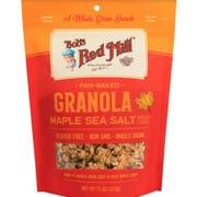 Bobs Red Mill Maple Sea Salt Granola, 11 Ounce -- 6 per case