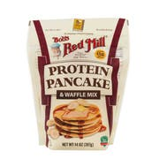 Bobs Red Mill Protein Pancake and Waffle Mix, 14 Ounce -- 4 per case.
