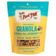 Bobs Red Mill Lemon Blueberry Granola, 11 Ounce -- 6 per case