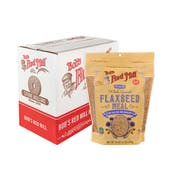 Bobs Red Mill Flaxseed Meal, 16 Ounce -- 4 per case.
