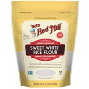 Bobs Red Mill Sweet White Rice Flour, 24 Ounce Pouch -- 4 per case
