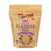 Bobs Red Mill Golden Flaxseed Meal, 16 Ounce -- 4 per case.