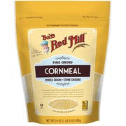 Bobs Red Mill Fine Grind Cornmeal, 24 Ounce Pouch -- 4 per case