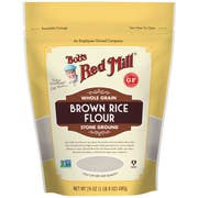 Bobs Red Mill Brown Rice Flour, 24 Ounce Pouch -- 4 per case