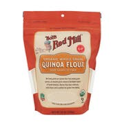 Bobs Red Mill Organic Quinoa Flour, 18 Ounce -- 4 per case.