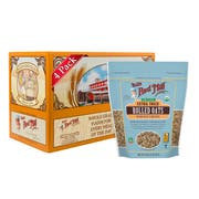 Bobs Red Mill Organic Extra Thick Rolled Oats, 32 Ounce -- 4 per case.