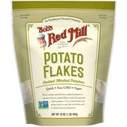 Bobs Red Mill Potato Flakes, 16 Ounce -- 4 per case