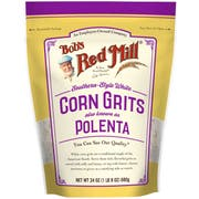 Bobs Red Mill White Corn Grits, 24 Ounce -- 4 per case