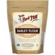 Bobs Red Mill Barley Flour, 20 Ounce Pouch -- 4 per case