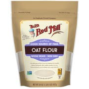 Bobs Red Mill Oat Flour, 20 Ounce -- 4 per case