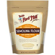 Bobs Red Mill Semolina Flour, 24 Ounce -- 4 per case
