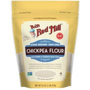 Bobs Red Mill Chickpea Flour, 16 Ounce -- 4 per case