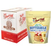 Bobs Red Mill Buttermilk Pancake and Waffle Mix, 24 Ounce -- 4 per case.