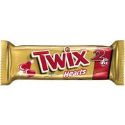 Twix Caramel Valentines Heart 2 To Go Cookie Bar, 2.12 Ounce -- 96 per case