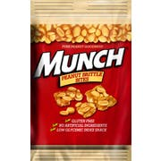 Mars Munch Peanut Brittle Bites, 4 Ounce -- 12 per case.