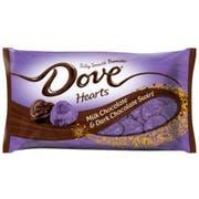 Dove Valentines Milk Chocolate and Dark Chocolate Swirl, 7.94 Ounce -- 12 per case