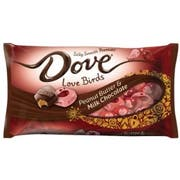 Dove Promises Valentines Peanut Butter and Milk Chocolate, 7.94 Ounce -- 12 per case