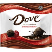 Dove Promises Dark Chocolate Candy, 8.46 Ounce Stand Up Pouch -- 8 per case.