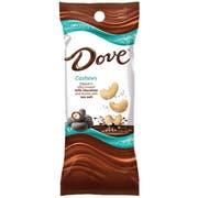 Dove Sea Salt Dusted Milk Chocolate Dipped Cashews, 1.6 Ounce -- 60 per case.