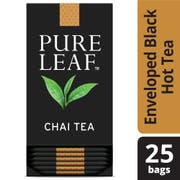 Pure Leaf Chai Enveloped Hot Tea Bags, 25 count -- 6 per case