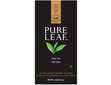 Pure Leaf Black, Green and Herbal Variety Pack Enveloped Hot Tea Bags, 20/25 count -- 6 per case
