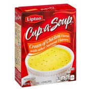 Lipton Savoury Cup A Soup Cream of Chicken Soup, 2.4 Ounce -- 12 per case.