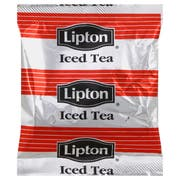 Lipton Black Unsweetened Iced Tea Bags for Steeping Brewer, 3 gallon -- 24 per case