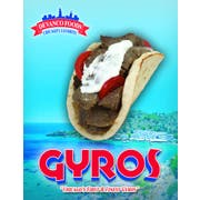 Devanco Fully Cooked Gyro Slices, 0.09 Ounce -- 4 per case.