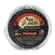 Don Bernardo Semi Curado Manchego Cheese, 6.6 Pound -- 2 per case.