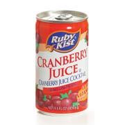 Juice Cranberry Cocktail Aluminum Can 48 Case 5.5 Ounce