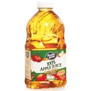 Juice Apple Grip Plastic Bottle 12 Case 46 Ounce