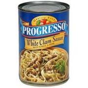 Progresso White Clam Sauce, 15 Ounce -- 12 per case.