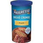 Progresso Crumbs Plain Bread 12 Case 15 Ounce Each
