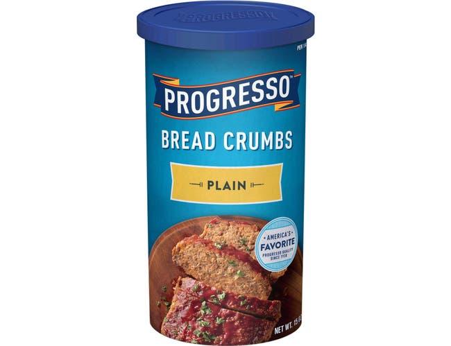 Progresso Crumbs Plain Bread 12 Case 15 Ounce Each