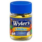 Wylers Chicken Bouillon Cubes -- 360 per case.