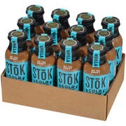 Stok Vanilla Cold Brew Iced Coffee, 13.7 Fluid Ounce -- 12 per case.