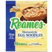 Reames Homestyle Egg Noodles, 12 Ounce -- 8 per case