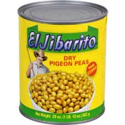 Goya Elhombre Vegetable Pigeon Peas Jack, 29 Ounce -- 12 per case.