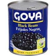 Goya Black Beans - 29 oz. can - 12 cans per case