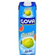 Goya Prisma Guava Nectar, 33.8 Ounce -- 12 per case.