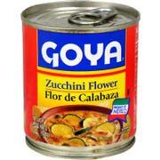 Goya Zucchini Flower - 7 oz. can, 12 per case