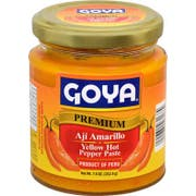 Goya Aji Amarillo Yellow Hot Pepper Paste, 7.5 ounce -- 12 per case